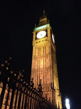 Big Ben (the Elizabeth Tower)